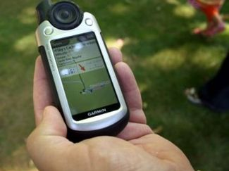 GPS Geocaching